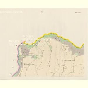Jamney (Jamny) - c2741-1-002 - Kaiserpflichtexemplar der Landkarten des stabilen Katasters