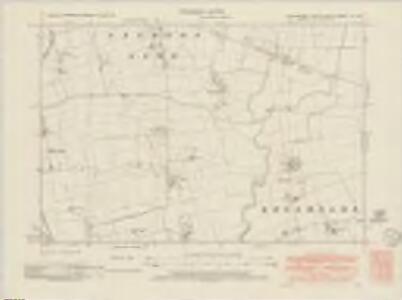 Lincolnshire LX.NE - OS Six-Inch Map
