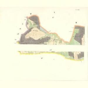 Trzebotowitz - c8049-1-001 - Kaiserpflichtexemplar der Landkarten des stabilen Katasters