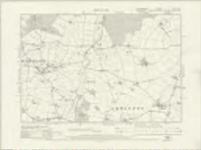 Staffordshire XXVIII.SE - OS Six-Inch Map