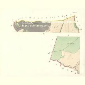 Skalitzka - m2726-1-002 - Kaiserpflichtexemplar der Landkarten des stabilen Katasters