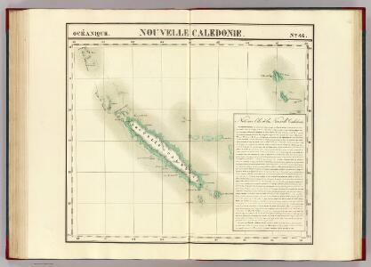 Nouvelle Caledonie. Oceanique no. 46.
