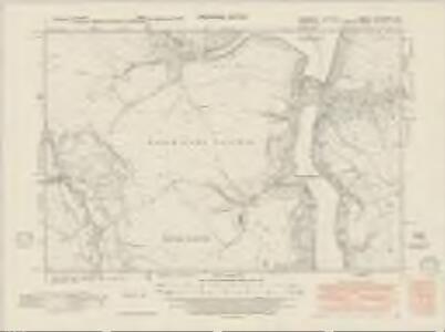 Yorkshire CCLXXXVIA.SE - OS Six-Inch Map