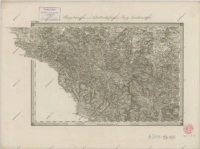 II. vojenské mapování 29