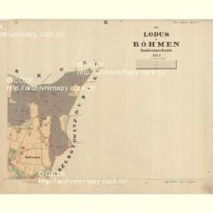 Lodus - c7544-1-004 - Kaiserpflichtexemplar der Landkarten des stabilen Katasters