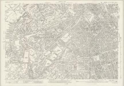 Yorkshire CCXCIV.7 (includes: Sheffield) - 25 Inch Map