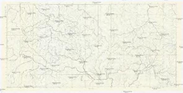 [Hydrologická mapa Československa]
