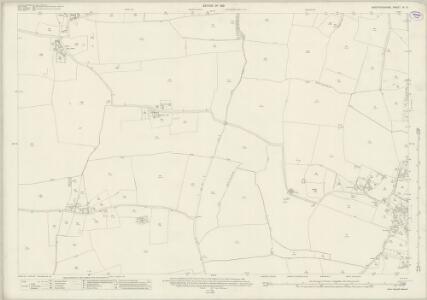 Hertfordshire IX.15 (includes: Anstey; Brent Pelham; Hormead; Meesden) - 25 Inch Map