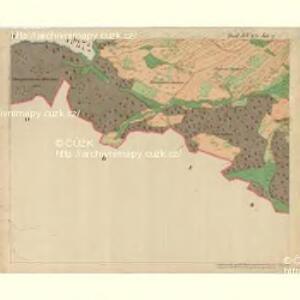 Unt. Radisch - m0520-1-004 - Kaiserpflichtexemplar der Landkarten des stabilen Katasters