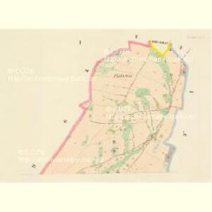 Ober-Lipka (Horny-Lipka) - c2089-1-001 - Kaiserpflichtexemplar der Landkarten des stabilen Katasters