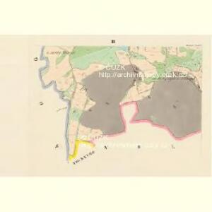 Kallenitz - c2981-1-003 - Kaiserpflichtexemplar der Landkarten des stabilen Katasters