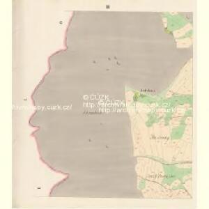 Alt und Neu Paschnitz(St.a Now.Pašešnice - c5641-1-002 - Kaiserpflichtexemplar der Landkarten des stabilen Katasters