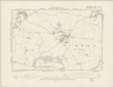Bedfordshire XXVI.SE - OS Six-Inch Map