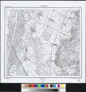 Meßtischblatt [7712] : Ettenheim, 1879