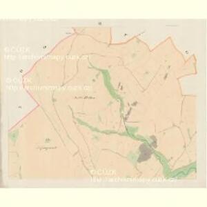 Goldenstein (Golsten) - m0204-2-002 - Kaiserpflichtexemplar der Landkarten des stabilen Katasters