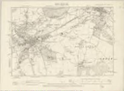 Hertfordshire XXIX.SE - OS Six-Inch Map