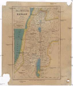 Palestina čili Kanaan