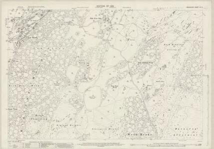 Lancashire XII.6 (includes: Haverthwaite; Staveley) - 25 Inch Map
