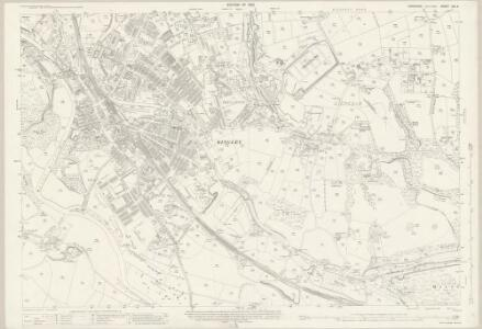 Yorkshire CCI.6 (includes: Bingley; Shipley) - 25 Inch Map