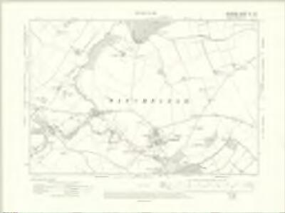 Berkshire XII.NE - OS Six-Inch Map