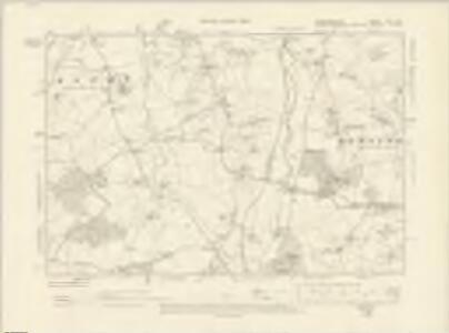Herefordshire XLI.SE - OS Six-Inch Map