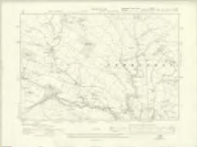 Yorkshire II.NW - OS Six-Inch Map