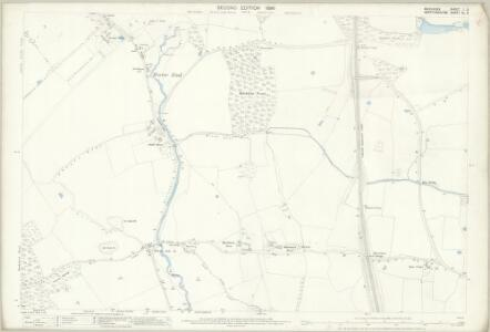 Middlesex I.3 (includes: North Mimms; South Mimms) - 25 Inch Map