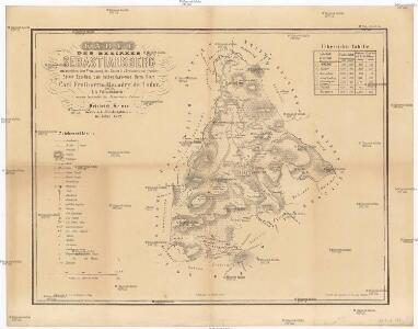 Karte des Bezirkes Sebastiansberg