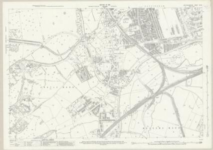 Nottinghamshire XLII.5 (includes: Nottingham) - 25 Inch Map