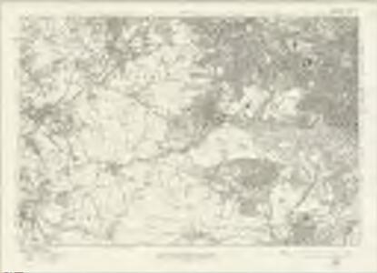 Staffordshire LXXII - OS Six-Inch Map