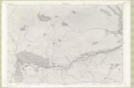 Ross and Cromarty Sheet LXXXVI - OS 6 Inch map