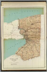 Niagara and Erie counties.