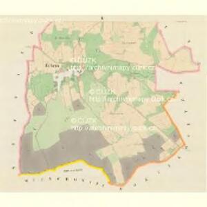 Felbern - c8826-1-002 - Kaiserpflichtexemplar der Landkarten des stabilen Katasters