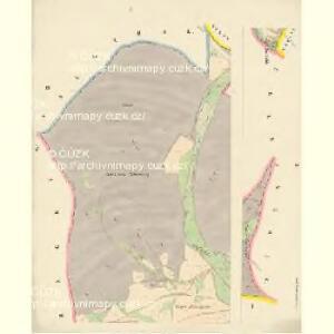 Lichtenstadt - c2367-1-001 - Kaiserpflichtexemplar der Landkarten des stabilen Katasters