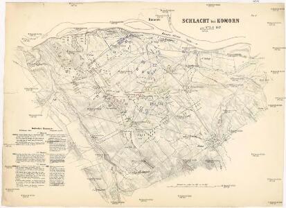 Schlacht bei Komorn am 11ten Juli 1849