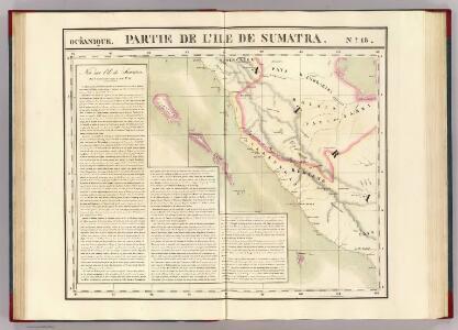 Partie, Sumatra. Oceanique no. 19.