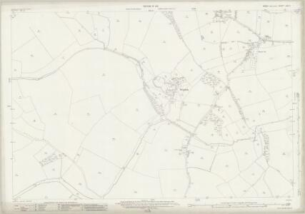 Essex (New Series 1913-) n XIV.2 (includes: Radwinter; Wimbish) - 25 Inch Map