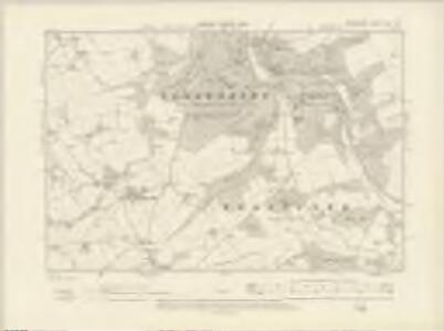 Devonshire XLII.SE - OS Six-Inch Map
