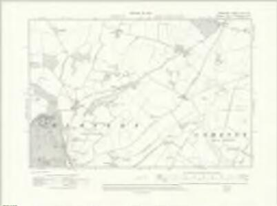 Hampshire & Isle of Wight XLIX.NE - OS Six-Inch Map