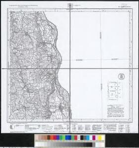 Meßtischblatt [7726] : Dietenheim, 1917