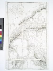 Carte du Mexique et des pays limitrophes situés au nord et à l'est: dressée d'après la grande carte de la Nouvelle Espagne de Mr. A. de Humboldt et d'autres matériaux / par J.B. Poirson; gravé par Barriere; et l'écriture par L. Aubert.