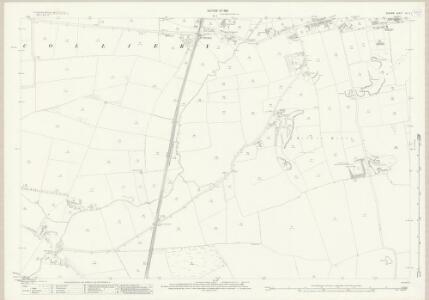 Durham VII.8 (includes: Boldon; Hylton; Sunderland; Washington) - 25 Inch Map