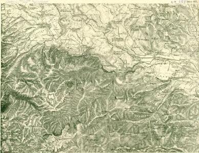 III. vojenské mapování 4465/1