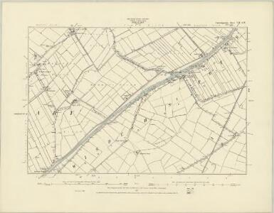 Cambridgeshire VI.NE - OS Six-Inch Map