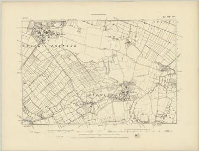 Somerset LXII.SE - OS Six-Inch Map
