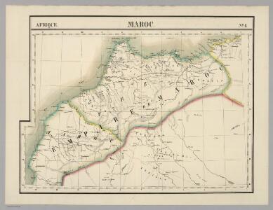 Maroc. Afrique 1.