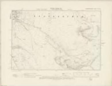 Caernarvonshire XII.SE - OS Six-Inch Map