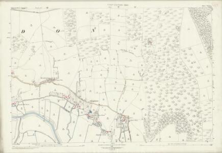 Somerset XVII.9 (includes: Bleadon; Loxton; Lympsham) - 25 Inch Map