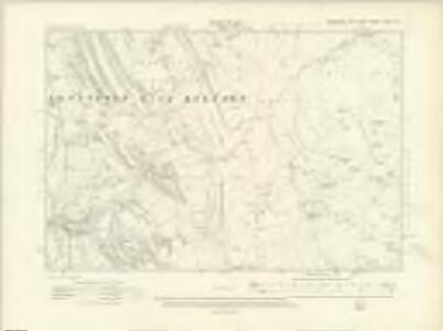 Yorkshire CXVI.SW - OS Six-Inch Map