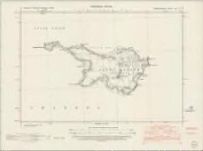 Pembrokeshire XLIV.NE - OS Six-Inch Map